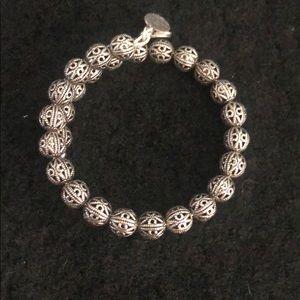 Alex and Ani bracelet Vintage Sixty Six
